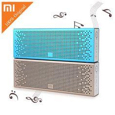 $38.83 (Buy here-> http://ali.pub/165z19) Xiaomi Mi Bluetooth Speaker Wireless Stereo Mini Portable MP3 Player Pocket Audio Support Handsfree TF Card AUX-in