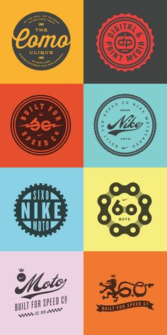 Beautiful VintageStyle Logos For Design Inspiration is part of Vintage logo design - vintagestyle logos and badges by Minneapolisbased graphic designer Allan Peters After a stint at BBDO as Vintage Logo Design, Retro Design, Vintage Designs, Vintage Branding, Logo Inspiration, Retro Vintage, Style Vintage, Modern Retro, Vintage Graphic