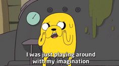33 Times Jake The Dog Was Your Spirit Animal
