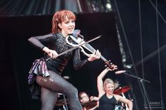 Concert of Lindsey Stirling Music box tour