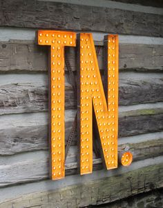 Home State Tennessee Sign from Sideshow Sign Co.