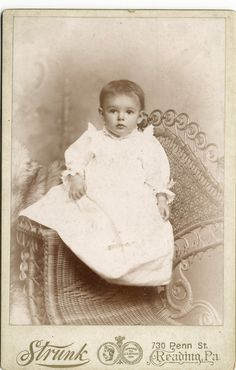 #Victorian baby. #Photography