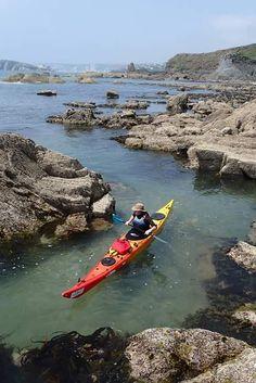 www.pinterest.com/1895gunner/ | Kayaking