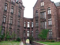 Henry Hobson Richardson 1870 Buffalo State Asylum Buffalo NY 1329