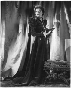 """Collection of (4) Katherine Hepburn oversize gallery portraits from Mary of Scotland by Ernest A. Bachrach.  Silver bromide matte 11 x 14 in. double-weight master prints for Mary of Scotland (RKO, 1936), from the personal collection of the photographer. Each is numbered in the negative """"MQ- Adv- 101"""", """"104"""", and """"107"""" and """"108"""" (the working title for this film was Mary Queen of Scots)"""