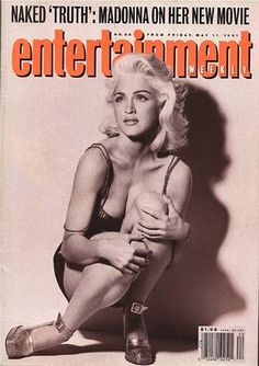Madonna - Entertainment Weekly Magazine [United States] (May 1991)