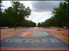Getafe, Madrid.
