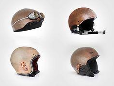 Noch nicht Realität: Außergewöhnliche Motorradhelme von Jyo John Mulloor - detailverliebt.de