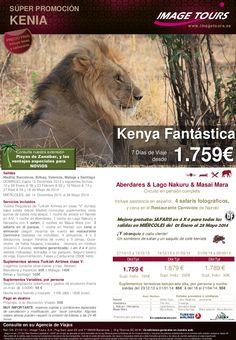 Kenya Fantástica hasta MAYO 2014, 7 días con 4 safaris fotográficos y especial Novios, desde 1.759€ - http://zocotours.com/kenya-fantastica-hasta-mayo-2014-7-dias-con-4-safaris-fotograficos-y-especial-novios-desde-1-759e/