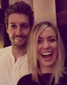 Kristin Cavallari posted several photos with her husband Jay Cutler and son Camden -- including a couple's selfie -- after the Chicago Bears won their game on Nov. 23 -- see the sweet family pics! Kristin Cavallari Jay Cutler, Chicago Bears Pictures, Blonde Lob, 2015 Hairstyles, Kelly Clarkson, Celebs, Celebrities, Love, Celebrity News