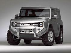 Bronco Concept
