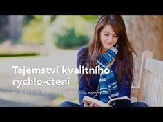 Tajemství kvalitního rychlo-čtení - YouTube Youtube, Music, Books, Style, Musica, Swag, Musik, Libros, Book