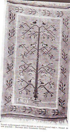 Romania, Folk Art, Bohemian Rug, Traditional, Rugs, Sewing, Inspiration, Image, Patterns