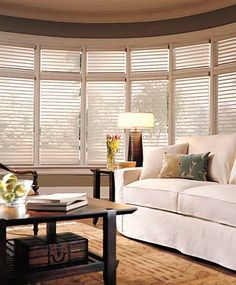 Fabric Blinds by Budget Blinds