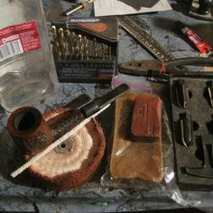☠ | How To Restore an Estate Pipe #pipes #diy