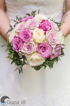 Bridal bouquet: July
