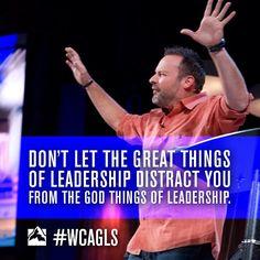 Global Leadership Summit 2013, Chris Brown