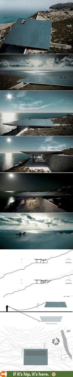 Außenpool Griechenland