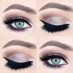 15-Best-Winter-Themed-Eye-Makeup-Looks-Ideas-Trends-2016-15