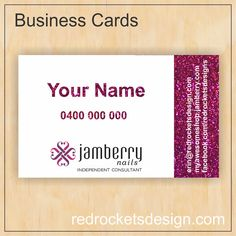Fig business cards for jamberry consultants digital pdf file new business cards for jamberry nails pink faux glitter digital pdf file reheart Choice Image