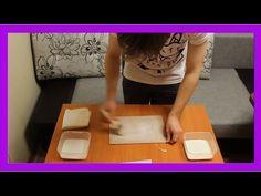 Как наклеить холст на картон - художник Даниил Белов - YouTube
