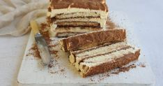 "Easy Milo Tiramisu by Matika - ""Kid friendly tiramisu. So yummy! Chocolate Slice, Delicious Chocolate, White Chocolate, Australian Christmas, Aussie Christmas, Milo Recipe, Blue Desserts, Party Desserts, Plated Desserts"