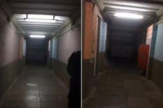 Vídeo de fantasma do IML de Cuiabá está assustando a internet