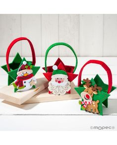 1 million+ Stunning Free Images to Use Anywhere Felt Christmas Decorations, Christmas Bags, Xmas Ornaments, Handmade Christmas, Christmas Time, Christmas Crafts Sewing, Christmas Projects, Holiday Crafts, Craft Fairs