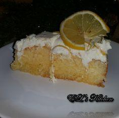 EL's Kitchen: Лимонова фантазия