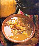 Sopa de Feijão Manteiga à Portimonense - Gastronomia de Portugal - Algarve
