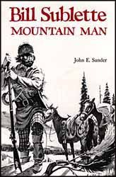 fur traders and mountain men | ... Sketchbooks 1785 - 1850, Fur Trade & Mountain Man - Track of the Wolf