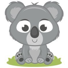 cute koala bear clipart - Google Search