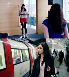 "This Imaginary Wardrobe: Clothes From Shows: Effy Stonem, ""Skins Fire"" (Part One) Uk Fashion, Fashion Books, Fashion Styles, Fashion Ideas, Elizabeth Stonem, Skins Fire, Black And White Gif, Effy Stonem, Skins Uk"