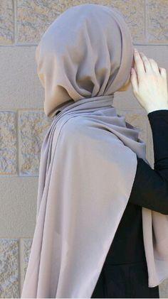 "Hijab ""Dubai"" Chiffon Hijab Check out our collection www.lissomecollec… Hijab Source : ""Dubai"" Chiffon Hijab Check out our collection www.lissomecollec… by amas_tan Chiffon Hijab, Hijab Dress, Hijab Outfit, Chiffon Shawl, Hijab Quotes, Muslim Quotes, Muslim Girls, Muslim Couples, Girl Hijab"
