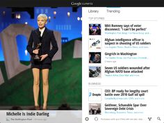 Currents from Google is a new entrant in the already crowded news reader space.