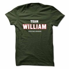William Tshirt And H... T-Shirts Hoodie