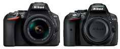 We will not be wrong if we say Nikon is the replica of Nikon The DX-Format Nikon looks an exact copy or model of Nikon Well, why. Camera Comparison, Nikon D5600, Binoculars, Smart Watch, Sony, Smartwatch