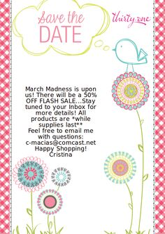 thirty one party invitation wording - Google Search ...