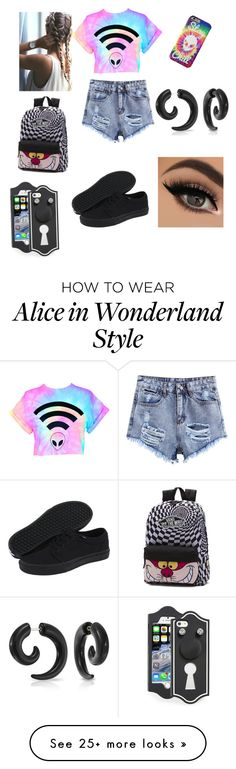 """Untitled #33"" by estherstrunk on Polyvore featuring Bling Jewelry, Vans, Marc by Marc Jacobs, women's clothing, women, female, woman, misses and juniors"