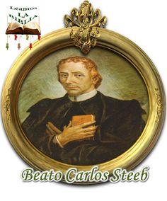 Leamos la BIBLIA: Beato Carlos Steeb