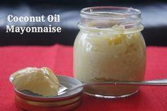 Coconut Oil Mayonnaise