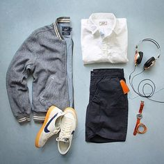 Outfit grid - Casual combo