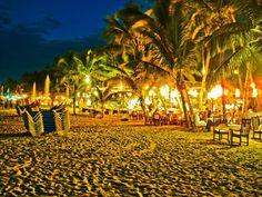 Republica Dominicana una noche en la playa Cabarette Puerto Plata. Te gusto? sigueme tambien en Twitter @johnnymatosrd