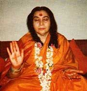The incarnation of the Great Mother, Shri Mataji Nirmala Devi