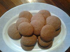 La mia cucina facile: Biscotti al cacao senza lievito