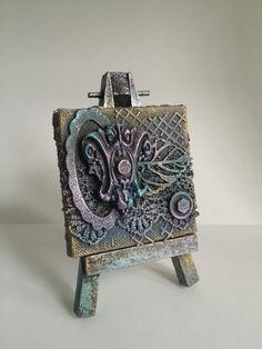 Mini canvas by Erica Evans