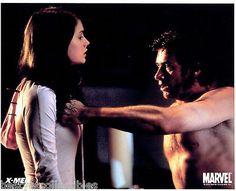 X-Men Movie 8x10 Licensed Photo Wolverine (Hugh Jackman) with Rogue