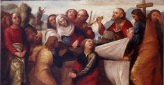 """Hoy es el día de la """"dormicion"""" de la Santísima Virgen Maria... 12/08  Las circunstancias en que sucedió la dormición de la Madre de Dios se conocieron en la Iglesia desde tiempos apostólicos. Ya en el primer siglo de la cristiandad, San Dionisio el Areopagita escribió sobre su """"dormición"""". En el siglo II, la historia de que su cuerpo subió a los cielos la encontramos en las obras de Melitón, Obispo de Sardis. En el siglo IV, San Epifanio de Chipre hace referencia a la tradición sobre la """"do"""