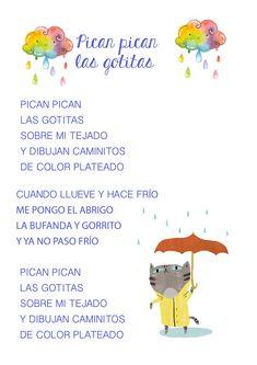 Preschool Spanish, Spanish Lessons For Kids, Spanish Classroom, Animal Activities For Kids, Math For Kids, Spanish Language Learning, Teaching Spanish, Poetry For Kids, Kids Songs
