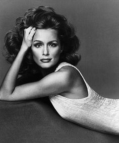 Lauren Hutton.  This is how I remember her.